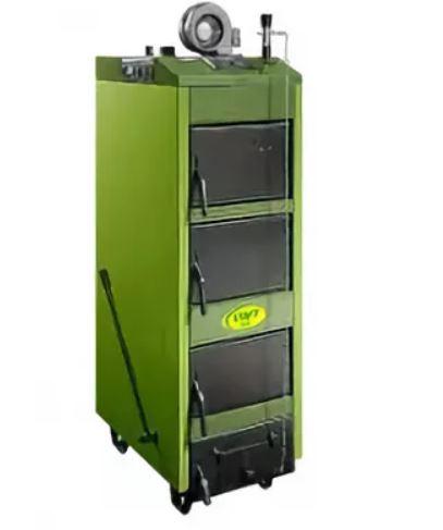 Котел твердотопливный SAS UWT (17 кВт) для систем центрального отопления