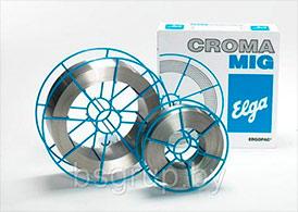 Проволока сварочная Cromamig 308LSi д.1,0 (15kg), Elga, Швеция