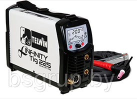 Сварочный аппарат INFINITY TIG 225 DC-HF/LIFT VRD 230V TELWIN