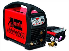 Сварочный аппарат TELWIN TECHNOLOGY TIG 222 AC/DC