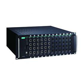 Коммутатор промышленный управляемый модульный ICS-G7850A-2XG-HV-HV - MOXA