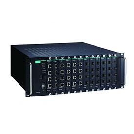 Коммутатор промышленный управляемый модульный ICS-G7752A-4XG-HV-HV - MOXA