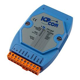 Модуль ввода/вывода аналоговый I-7012FD - ICP DAS