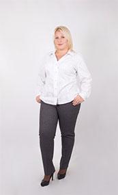 Блузка женская М-0809 - ПСЖ