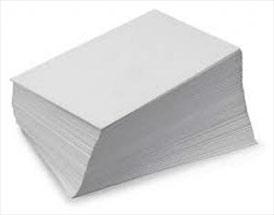Бумага писчая для печати А4, 500 л, 65 г/м2
