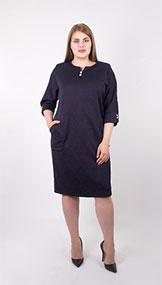 Платье женское М-0738 - ПСЖ