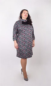 Платье женское М-0714 - ПСЖ
