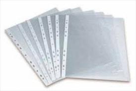 Папка-файл канцелярская А4 КН-40 в пакете (100 шт)