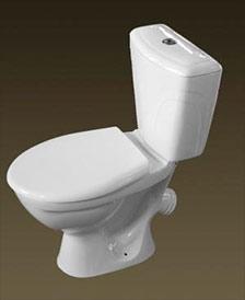 Комплект оборудования для туалета с фотоэлектронным пуском