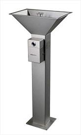 Фонтанчик питьевой напольный ФНП-002 (фотоэлектрический)