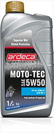 Моротное масло 2-ух тактные MOTO-TEC 4T FS 5W50