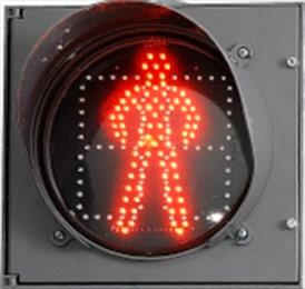 Светофоры пешеходные без отсчета времени