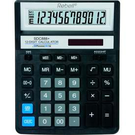 Калькулятор 12-ти разрядный Rebell RE-SDC888