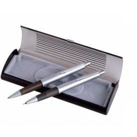 Набор подарочный OMEGA SILVER ручка и автокарандаш