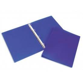 Папка на 4 кольца А4 пластиковая SPONSOR