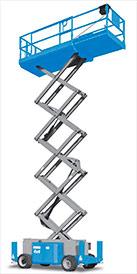 Дизельные ножничные подъемники GS™-4069 RT