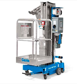 Подъемные рабочие платформы Genie® AWP™ Super Series AWP™-25S