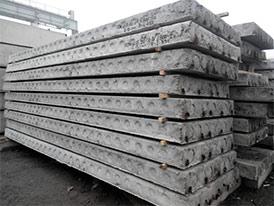 Плиты перекрытия железобетонные многопустотные 2ПТМ 48.12.22-12.5 S1400-1-W