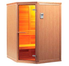 Инфракрасные Кабины SaunaLux Royal maxi 5Eck