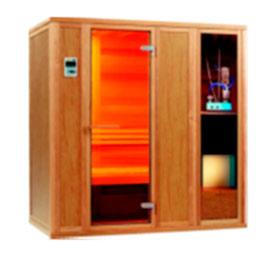 Инфракрасные Кабины SaunaLux Infrasalair