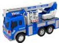 Игрушка транспортная Пожарная машина , со световым и звуковым эффектом