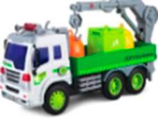 Игрушка транспортная Кран , со световым и звуковым эффектом