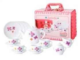 Набор чайный Бабочки, 17 предметов