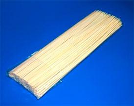 Стек д/шашлыка бамбук, 300мм, 100/20000
