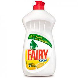 Средство для мытья посуды FAIRY 500мл
