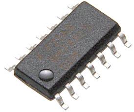 NXP микросхемы ЛогическиеИС HEF4013BT SO14 NXP