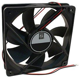 Вентилятор 120х120х25мм 24В FD12025B24H DC