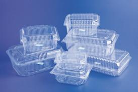 Контейнеры из пластика