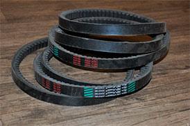 Ремни клиновые вентиляторные 8,5х8-1060