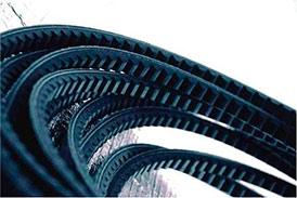 Ремни клиновые вентиляторные 8,5х8-1320