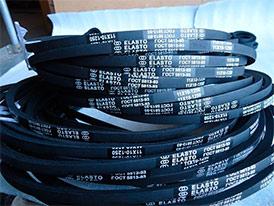 Ремни клиновые вентиляторные 8,5х8-1348