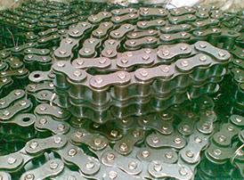 Цепи приводные роликовые ПР-12,7-9