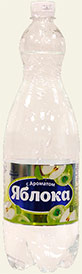 Напиток безалкогольный газированный С Ароматом Яблока (на подсласт.) 1,5 л