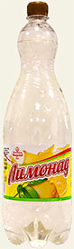 Напиток безалкогольный газированный Лимонад 1,5 л