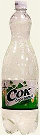 Сок березовый газированный 1,5 л