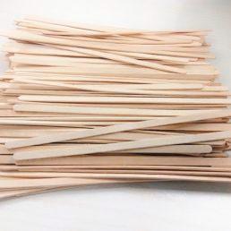 Мешалка деревянная для чай/кофе (14 и 18 см)