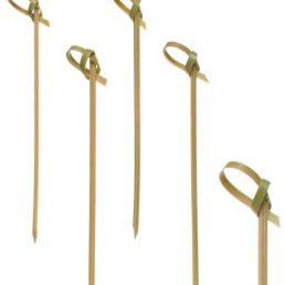 Пика «Узелок» деревянная (6, 9, 11, 15 см)