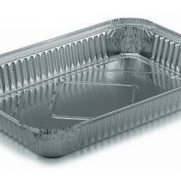 Контейнер из пищевой алюминиевой фольги R2L 320*240*50 3100 мл