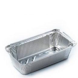 Контейнер из пищевой алюминиевой фольги SP62L 217*112*54 1200 мл