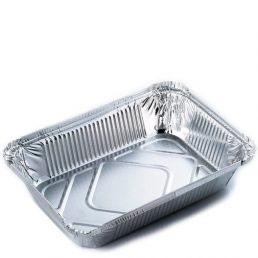 Контейнер из пищевой алюминиевой фольги SP64L 218*155*40 960 мл