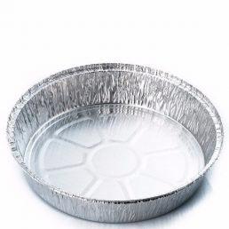Контейнер из пищевой алюминиевой фольги SPT62L d=230, h=43 1450 мл