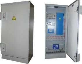 Шкаф наружного освещения ШНО с открытыми петлями - Механический завод ООО (Беларусь)