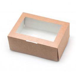 Коробка под салат 130*130*45