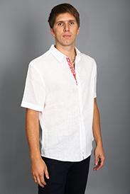 Сорочка мужская с вышивкой модель 204-17