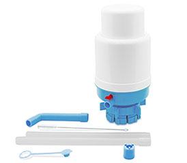 Помпа для подачи воды Ecotronic с клапаном и ершиком