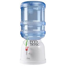 Раздатчик воды (водораздатчик) пластиковый с краном